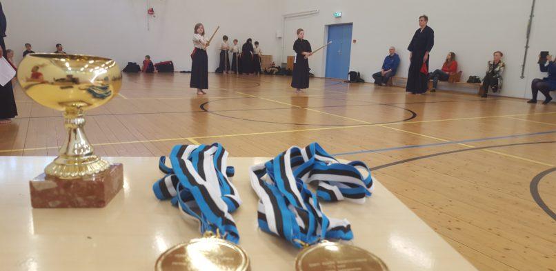 Junior Estonian Kendo Championship 2017