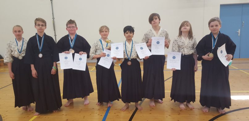 Junior Estonian Kendo Champions 2017